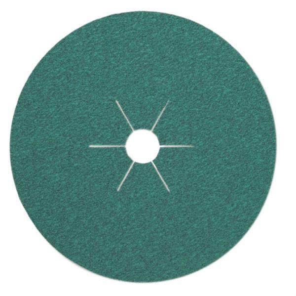 Klingspor Resin Fibre Discs - CS570 - 125mm X 22mm Bore