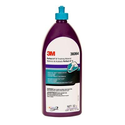 3M Perfect-It 1 Finishing Material - 36064 (946ml) (Replaces 6064)