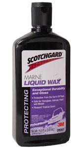3M - Scotchgard - Marine Liquid Wax (473M ) 9061