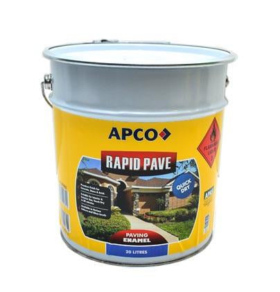 APCO Paving Enamel - Light Grey 10ltr