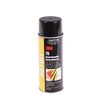 0361576 -  3M  75 Repositionable Spray Adhesive - 276g
