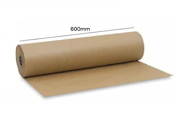 Km600400 - 600mm X 400 Mtr Brown Masking Paper