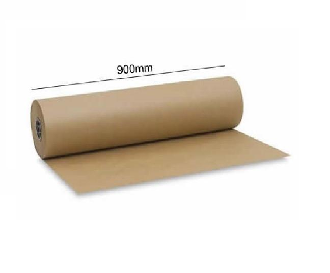 Km900400 - 900mm X 400mtr Brown Masking Paper