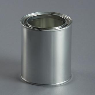 500 mL Open Top Tin