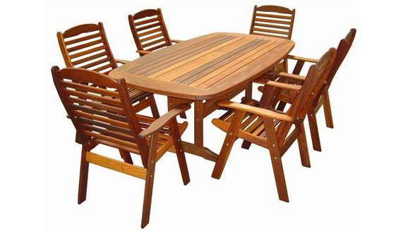 Kwila Outdoor Furniture Oil
