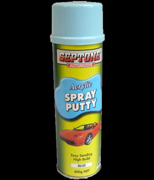 Septone Spray Putty Aerosol 400g