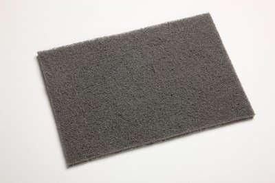 3M Scotchbrite Hand Pad (230x150)- Ultra Fine Grey