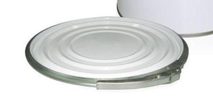L3051009- White Reseal Lid To Suit 20 Ltr Pail