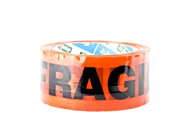 Fragile Adhesive 48mm X 66m