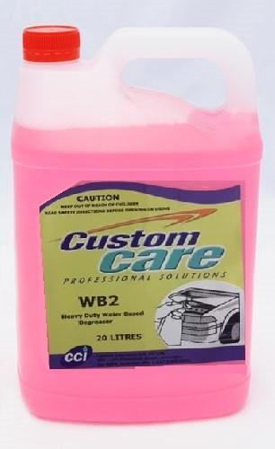 5 Ltr Wb2 Double Strength Degreaser