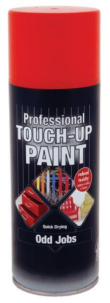 Odd Jobs - Professional Touch Up Paint Aerosol - Gold Aerosol - 250gm