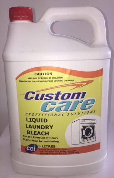Custom Care - Liquid Laundry Bleach 51870
