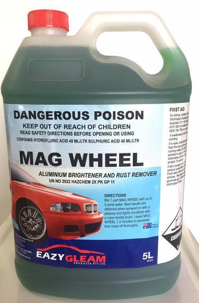 Eazygleam Mag Wheel Cleaner 5L