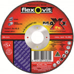 15127010mx - Flexovit Maxx - Ultra Thin Cut Off Disc - 125mm X 1 X 22