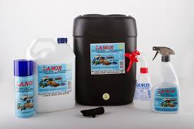 Inox Mx4 Lanox with Lanolin 20 Ltr