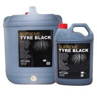 Eazygleam Supreme Tyre Black -5l