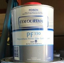 Colourthane Pf330 Part B (1 Ltr) 162503.001