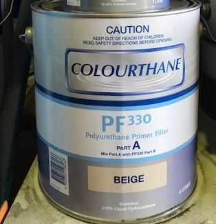 Colourthane Pf330 Primer Filler Beige Part A (4 Ltr) 162501.004