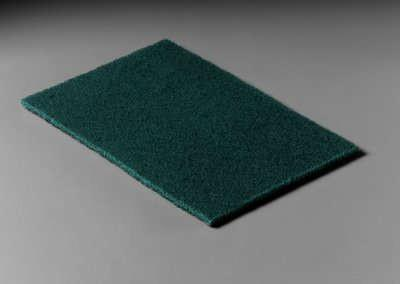3M Scotch-Brite Hand Pad (230 X 150)- Green General Purpose