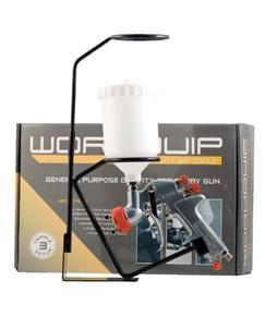 Workquip 1.4mm / 1.8mm / 2.5mm General Purpose Gravity Spray Gun (P-102g)