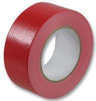 Red Cloth Tape 48mm X 25m (24 Per Carton)