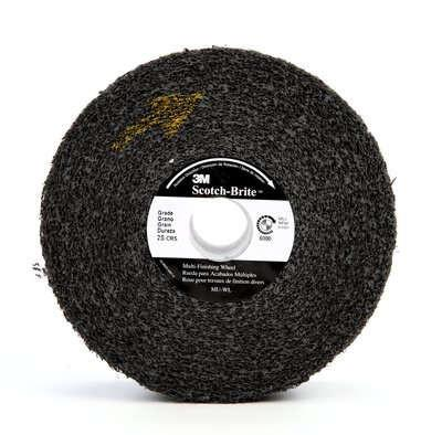 Scotch-Brite Multi-Finishing Wheel 2S- 150mmX50mmX25mm Coarse