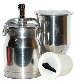 Suction Pot 1 Ltr W200 (Ipcl10b3)