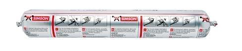 Simson ISR 70-03 White 600ml Sausage