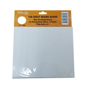 GPI Body Filler Onion Board - White