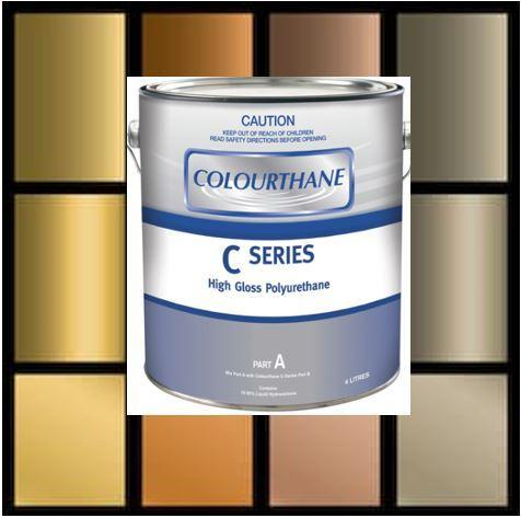 2 Ltr Colourhane Metallic Mixed Tint