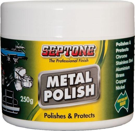 Septone Metal Polish 250 Gm