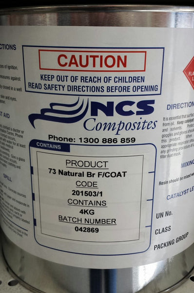 Flowcoat/Poolcoat- Natural