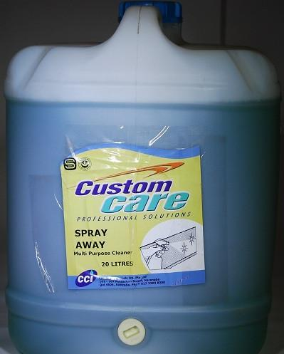 Spray Away & Wipe 20L