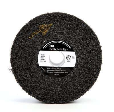 Scotch-Brite Multi-Finishing Wheel 4s Coarse - 150mm X 50mm X 25mm