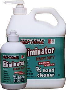 Septone Eliminator Hand Cleaner 4Ltr