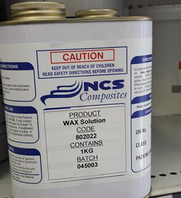 802021 - Wax Solution 4kg
