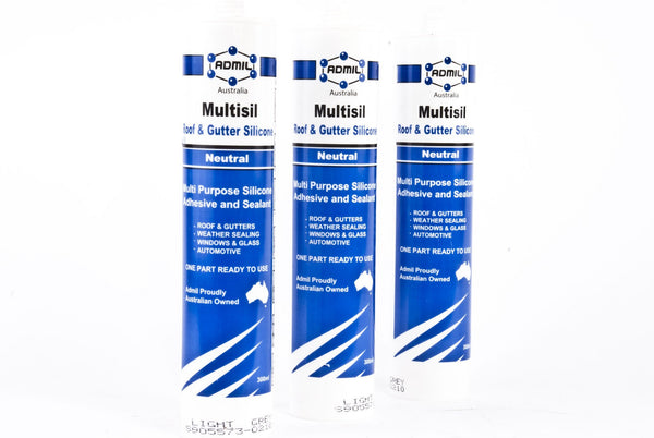 Multisil Roof Amp Gutter Silicone Cartridge