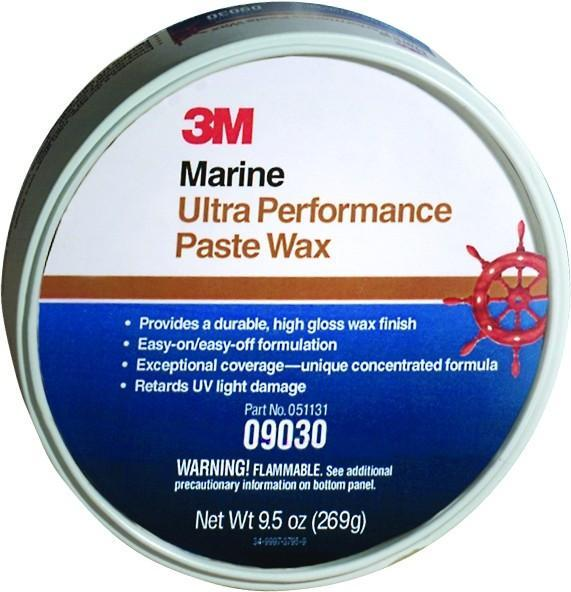 3M Marine - Ultra Performance Paste Wax (269ml) 09030