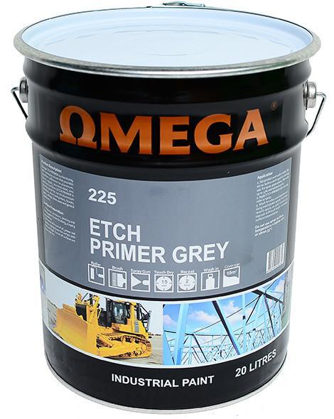 Omega Super Etch Primer Grey