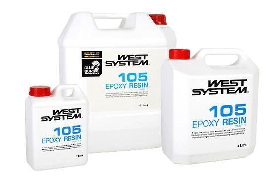 West System 105 Epoxy Resin (Part A)