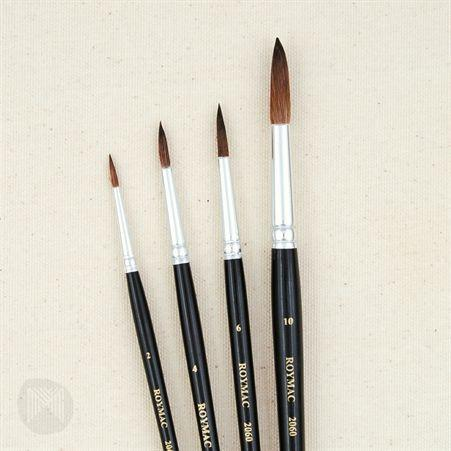 Uni-Pro Touch Up Brush- Sizes 1-10