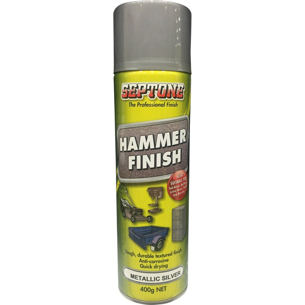 Septone Hammer Finish Aerosol - 400 Gm