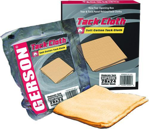 Gerson Ultra Tac Cloths Yellow - Single