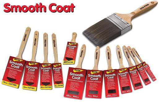 Smooth Coat Brushes