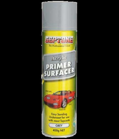 Septone Primer Surfacer Aerosol 400g