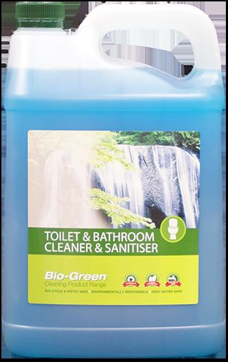 Bio-Green Toilet & Bathroom Cleaner