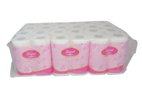Regal 48 Toilet Rolls 2ply 400 sheet