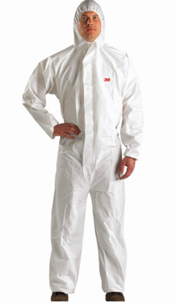 4515 3M Coveralls White Type 5/6