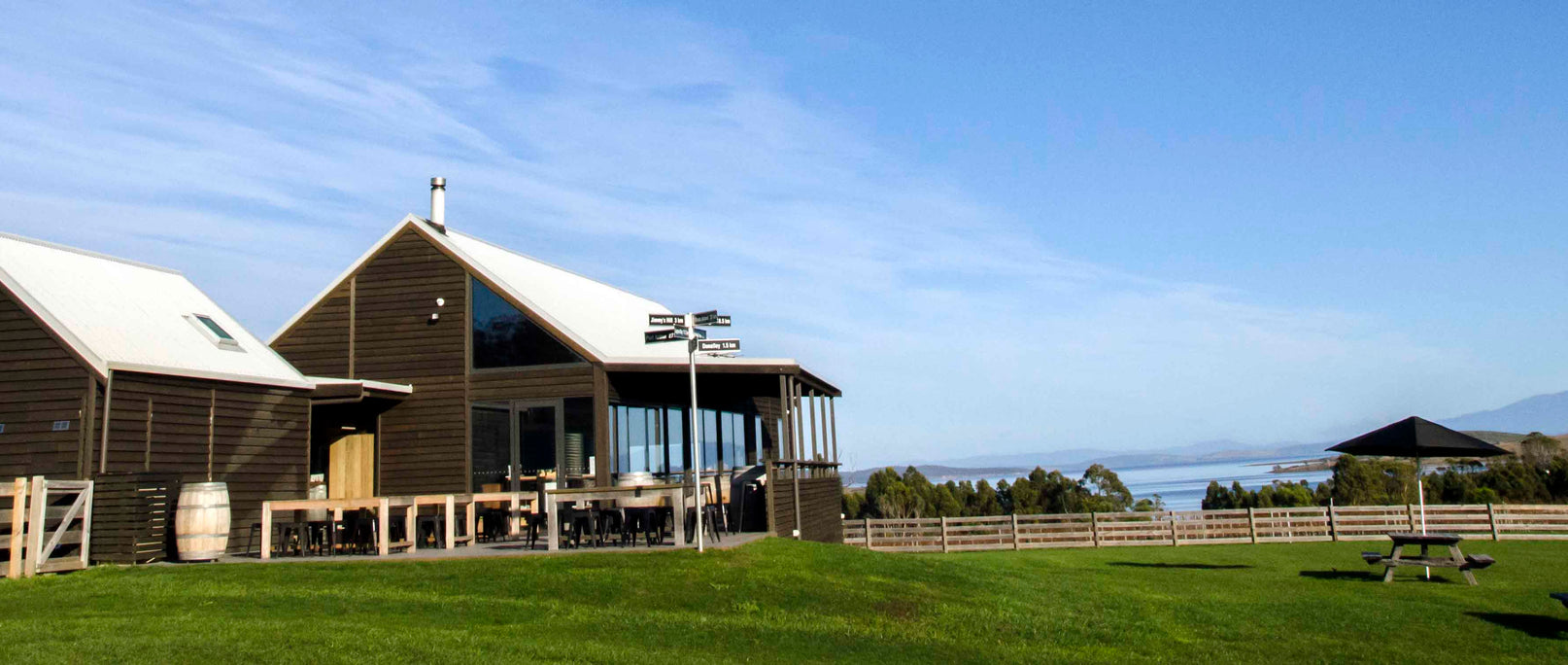 Bangor Vineyard Shed - closed for now - online open