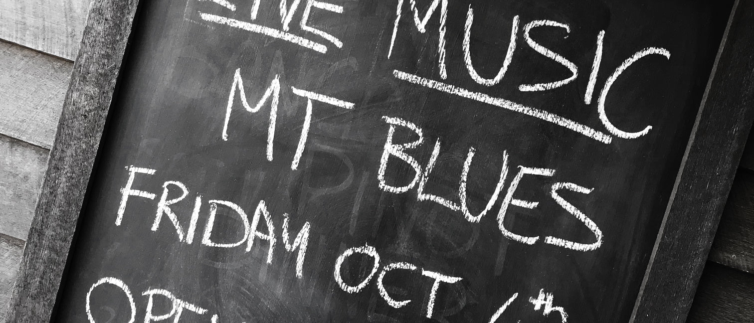 Live Music @ Bangor - MT BLUES